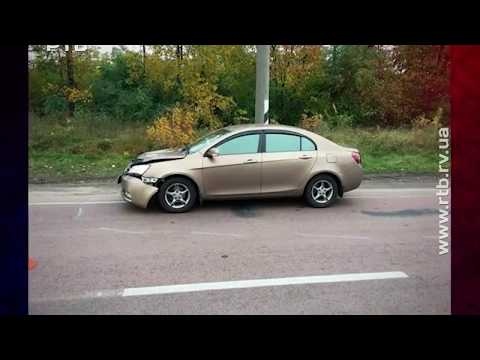 Телеканал РТБ: 14-річна дівчинка вибігла на дорогу і потрапила під колеса автомобіля