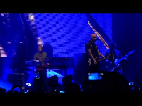 01 Intro & The Good Old Days - The Script - Live @ The O2 Arena Dublin (28.02.2013)