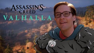 Assassin's Creed Valhalla but it's actually good
