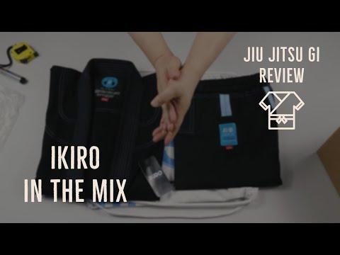 """주짓수 도복 리뷰 : iKiRO """"IN THE MIX"""""""