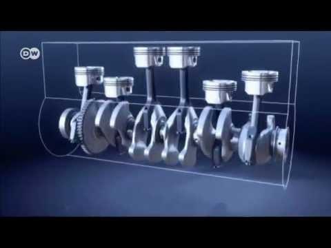 Фото к видео: Новый трехцилиндровый двигатель BMW