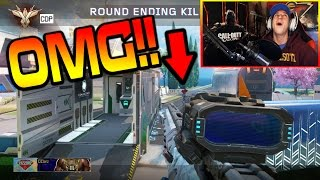 INSANE FINAL KILL!! BO3 SND SNIPING!!