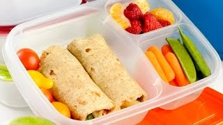 Lunchbox Ideas - Wraps and Rolls