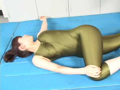 Sexy girls stretch and dance in shiny leotards from YouTube · Duration:  5 minutes 15 seconds