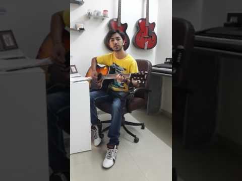 Humsafar Guitar chords|Cover |Badrinath ki Dulhaniya|Akhil Sachdeva|Raj shah