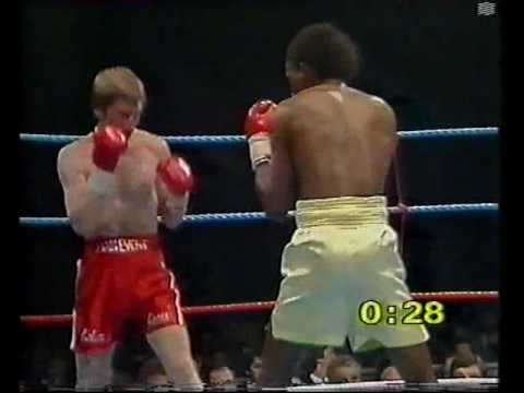 Don Curry vs Colin Jones