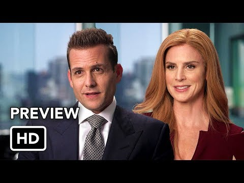 Suits Season 8 First Look (HD)