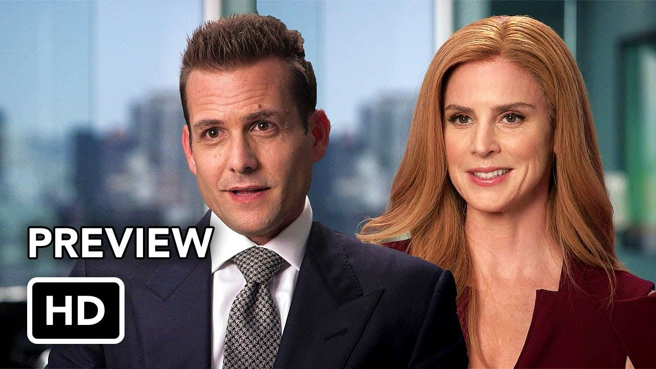 Suits Season 8 First Look Hd