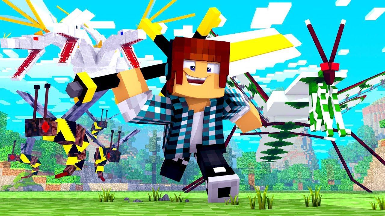 Plano De Fundo Minecraft: NOVA INTRO DE MINECRAFT SURVIVAL !!