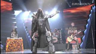 Lordi   Hard Rock Hallelujah Finland) 2006 Eurovision Song Contest Winner youtube original