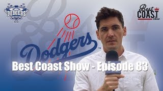 Ep 83 - Dodgers NLDS Preview w Michael J Duarte | Best Coast Show