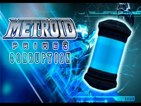 All the energy tanks! // Metroid Prime 3: Corruption