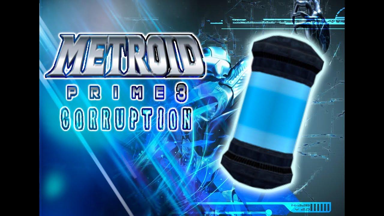 all the energy tanks metroid prime 3 corruption youtube. Black Bedroom Furniture Sets. Home Design Ideas
