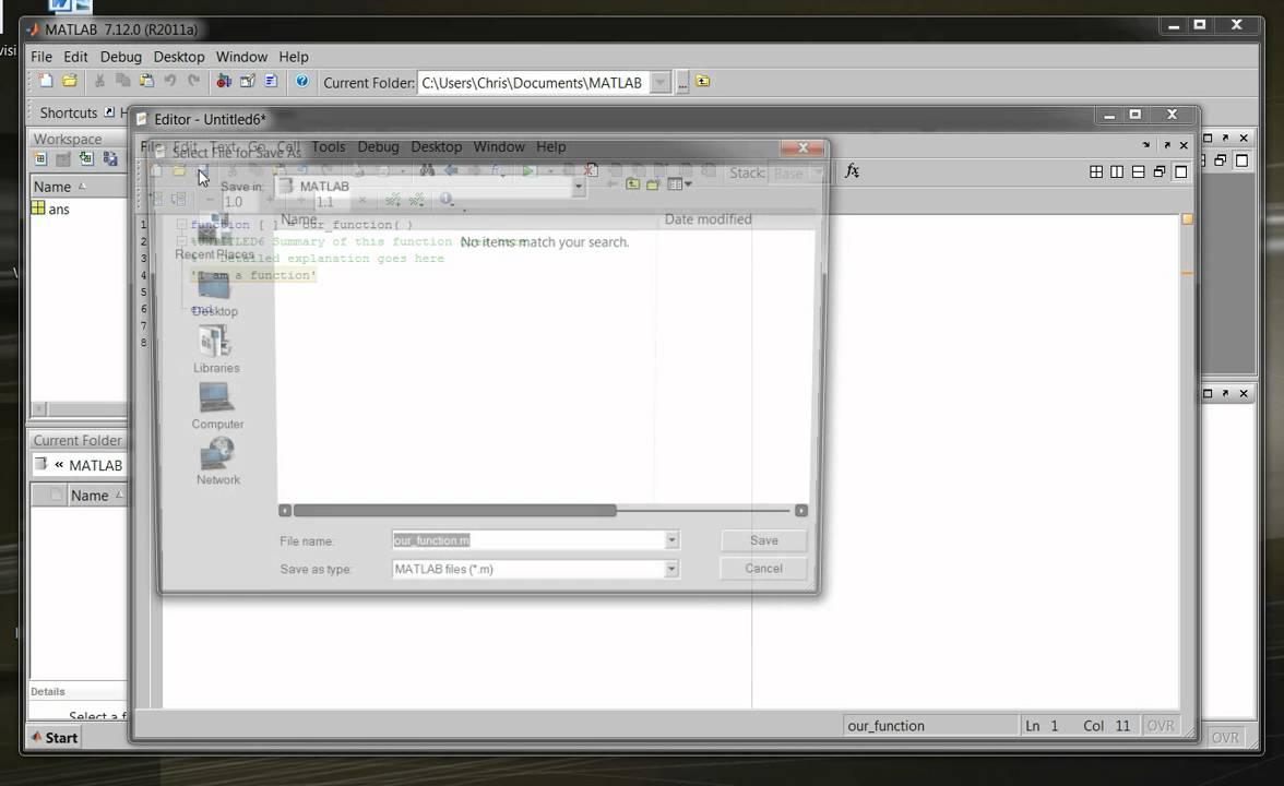 Max return index matlab tutorial pdf