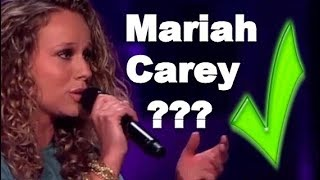 MARIAH CAREY VOICE, MARIAH CAREY X FACTOR, BEST OF MARIAH CAREY'S SONGS, COVERS! Hero, Without You