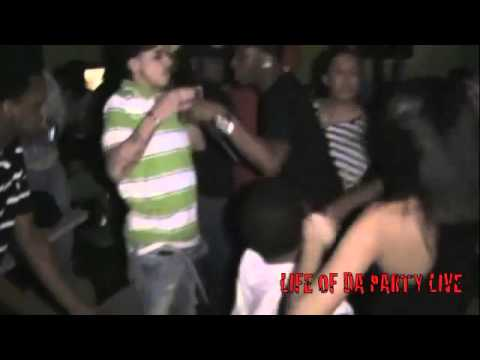 Violated Jealous Lesbian Flexes On A Woman After Catching Her Giving A Lap Dance On Stage