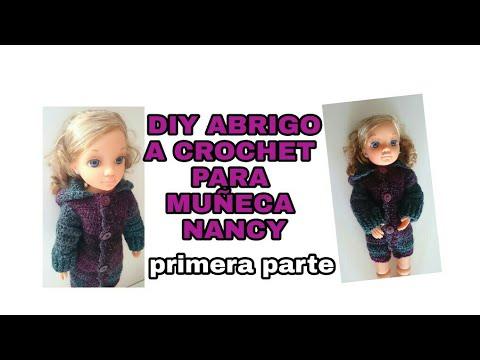DIY MUÑECO AMIGURUMI FUTBOLISTA, SEXTA PARTE - YouTube   360x480