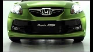honda brio 2011