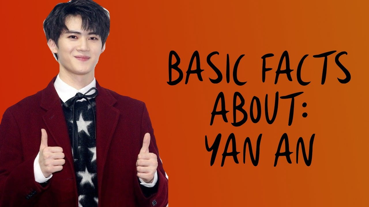 How To Stan Pentagon Basic Facts About Yan An Jay Charice