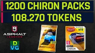 Asphalt 9 Pack Opening