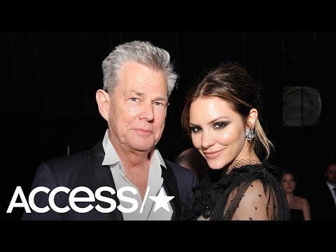 Katharine McPhee & David Foster Are Engaged! Mp3
