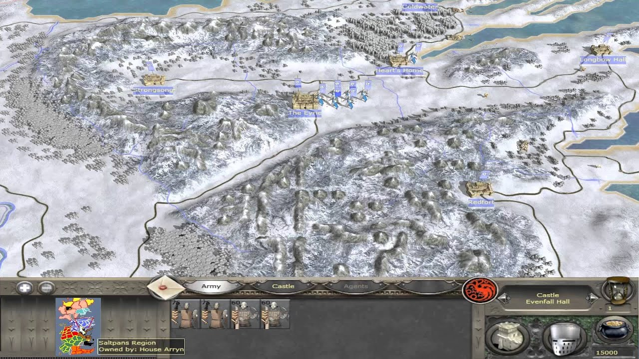 Let`s Play Medieval 2 Total War: Westeros - Winds of ...  Let`s Play Medi...