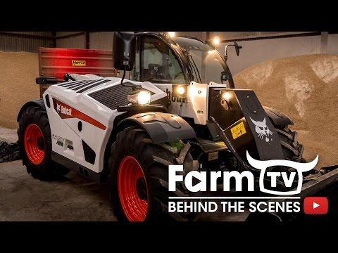 FarmTV - Bobcat TL34.65HF - Behind The Scenes