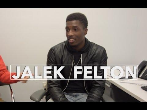 Jalek Felton on UNC Chip, Meeting Allen Iverson, NBA Scouts At JBC, Trevon Duval