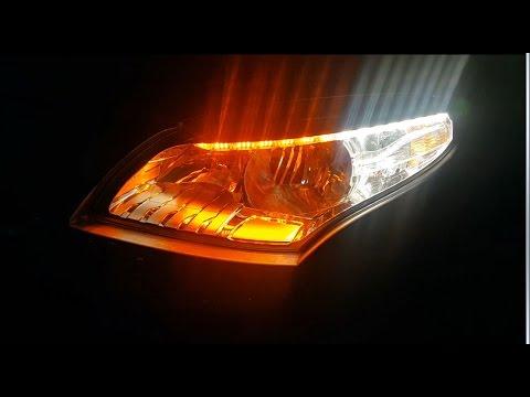 Светодиодные лампы в приборную панель ваз-2110 устанавливаю - YouTube