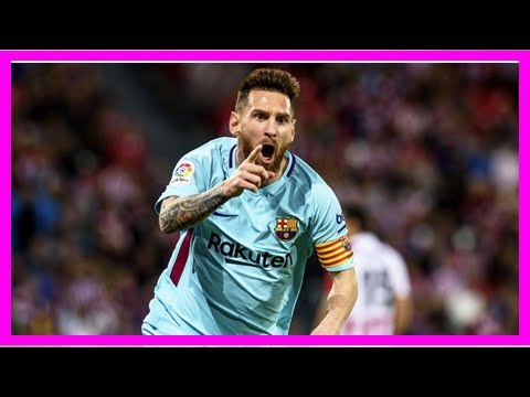 Ultime notizie   Liga, il Barça piega l'Athletic Bilbao: Alcacer e Messi in gol. Atletico k.o.