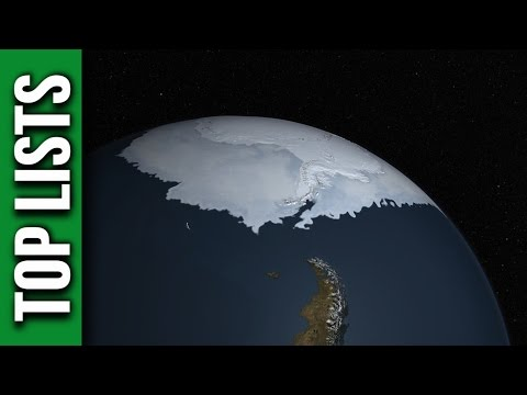 10 Amazing Facts About ANTARCTICA