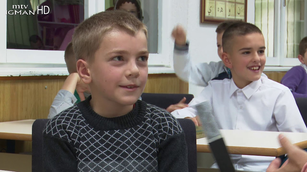 5 .TAKMIČENJE U UČENJU KUR'ANA HIND 2017. - 2. dio - MTV IGMAN