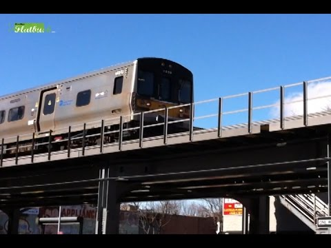 LIRR - Nostrand Ave train station 2014