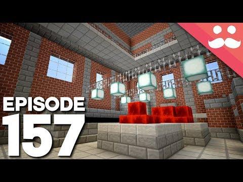 Hermitcraft 5: Episode 157 - FINISHING OFF!
