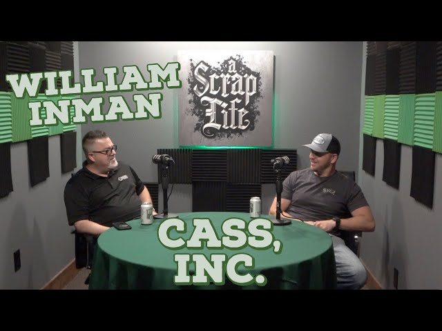 William Inman with CASS, Inc.
