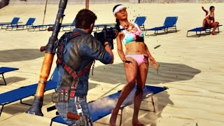 Just Cause 3 Crazy Life Compilation (Just Cause 3 PC Gameplay Funny Moments)