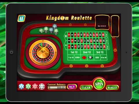 Kingdom Roulette Casino App Source Code By Bluecloud Solutions