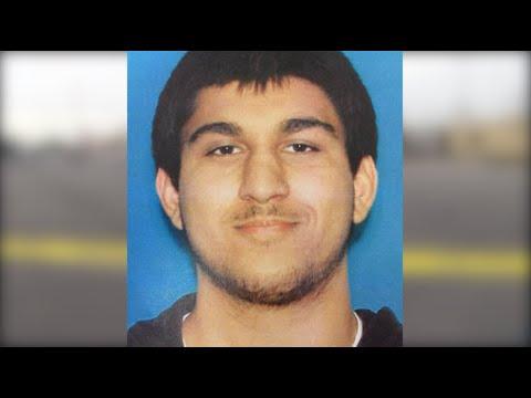20-årige Arcan Cetin gripen för skottlossningen i Burlington