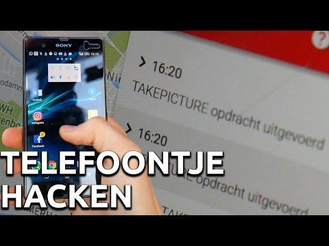 NIEUWE HACKERSWET: FOTO'S MAKEN VAN TELEFOONDIEF?! - TimVandaag