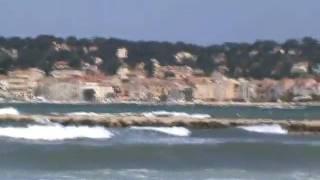 plage de Six Fours:cote d'Azur