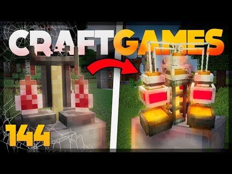 TODAS POÇÕES em UM LUGAR! - Craft Games 144