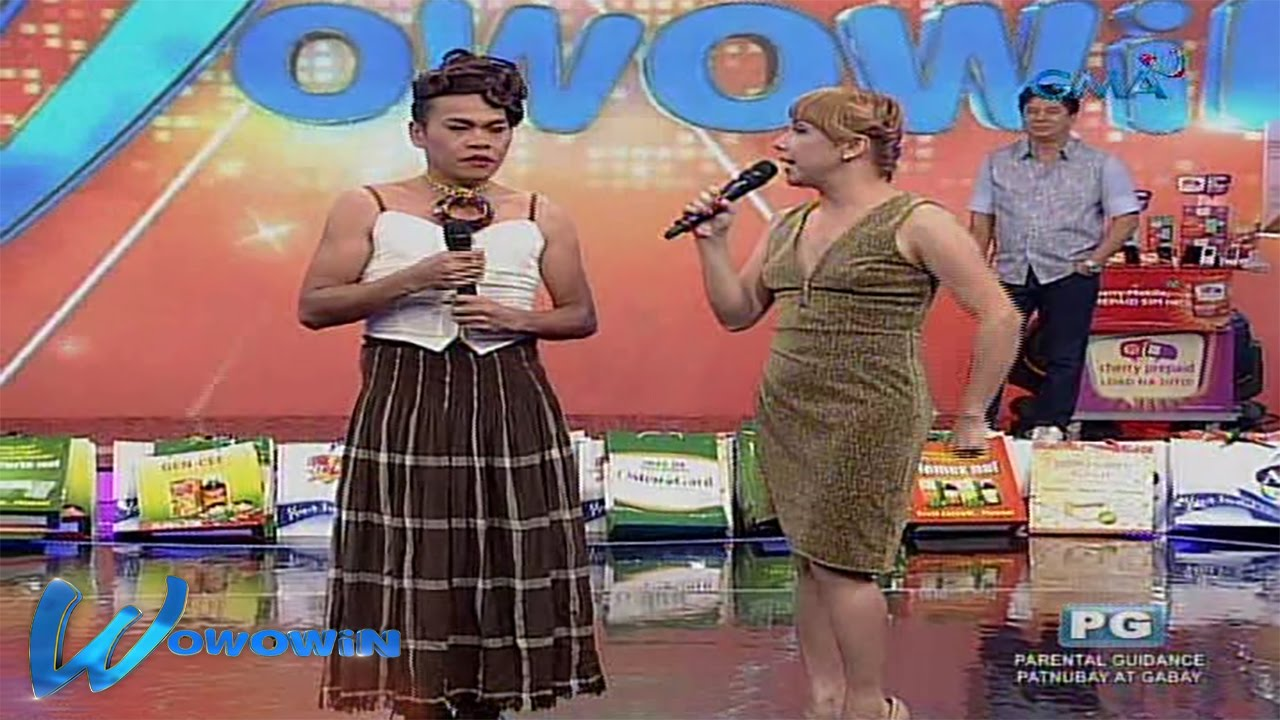 Wowowin: ​ ​DonEkla's​ ​funniest videos