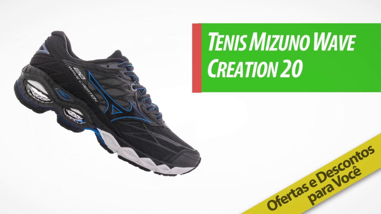 tenis mizuno creation 18 masculino netshoes bolsas