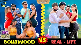 BOLLYWOOD vs REAL - LIFE || Rachit Rojha
