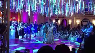 Best Couple Dance of 2017-Kah Don Tumhain |Best Mehndi Dances |