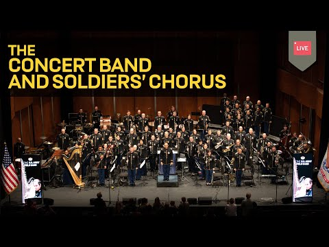 The Star-Spangled Banner- Concert Band and Soldiers' Chorus