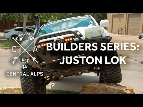 BUILDERS SERIES - Toyota 4Runner RIG WALKAROUND