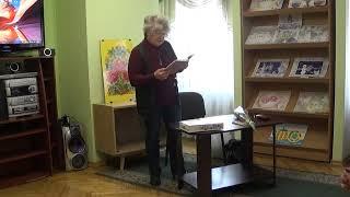 """Лариса Травникова """"Какого в жизни надо нам рожна?.."""" - читает автор"""