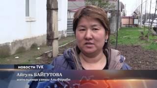 В Шымкенте молния ударила в жилые дома, перегорела бытовая техника