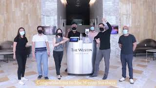 Congratulations to The Westin Surabaya